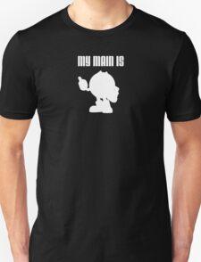 My Main Is Pac-Man (Smash Bros) T-Shirt