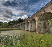 Coalbrooke dale aquaduct, Telford Shropshire by davediver
