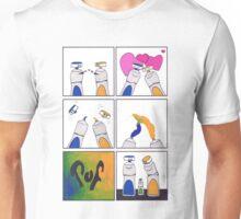Petite histoire de la vie tout en couleur Unisex T-Shirt