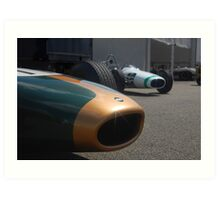 Brabham BT11 Art Print