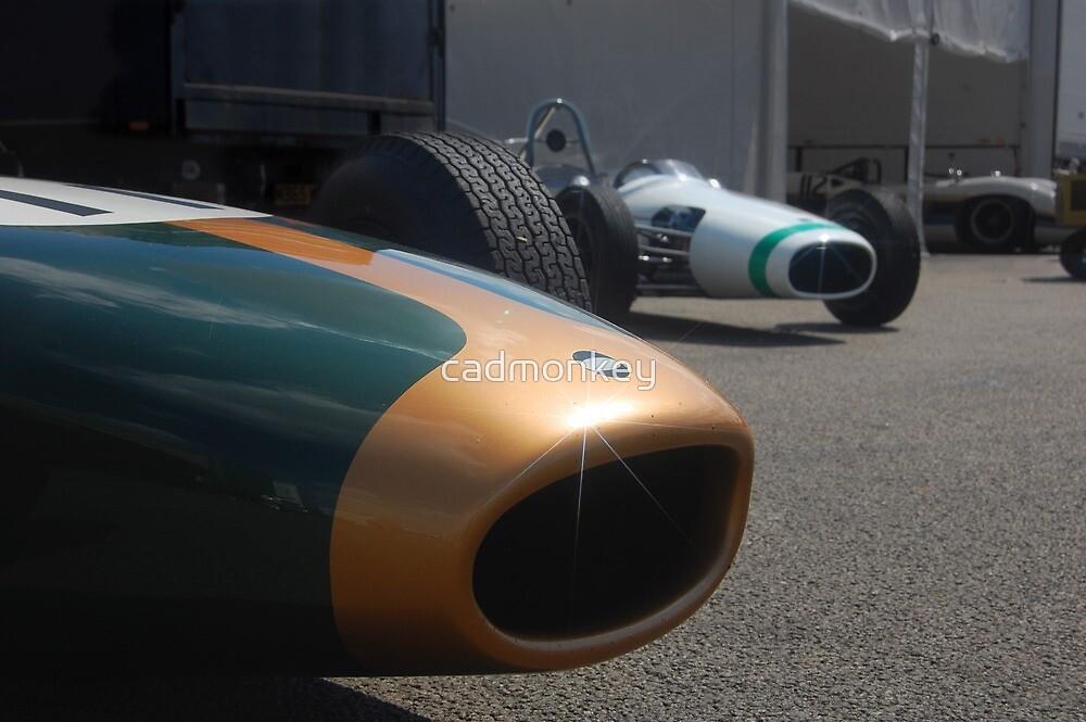 Brabham BT11 by cadmonkey