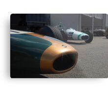 Brabham BT11 Metal Print