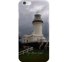 Cape Byron Light - iPhone case iPhone Case/Skin
