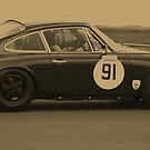 1965 Porsche 911 by cadmonkey