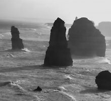 The Twelve Apostles - Shipwreck Coast - Southern Australia by arisford