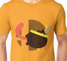Lemmy Koopa (Tongue Jab) - Sunset Shores Unisex T-Shirt