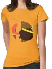 Lemmy Koopa (Tongue Jab) - Sunset Shores Womens Fitted T-Shirt