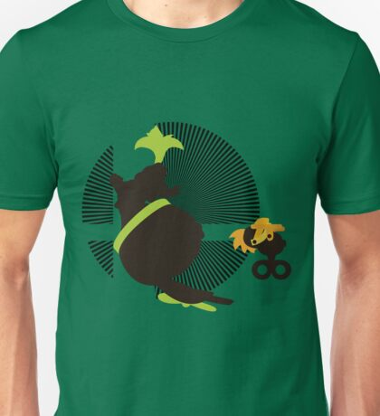 Iggy Koopa (Mechakoopa) - Sunset Shores Unisex T-Shirt