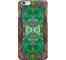 iphone case - textured green iPhone Case/Skin