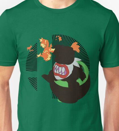 Bowser Jr (Flamethrower) - Sunset Shores Unisex T-Shirt