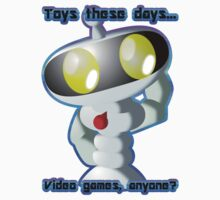 Toys and Video Games Kids Tee
