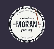 Sebastian Moran  Mens V-Neck T-Shirt