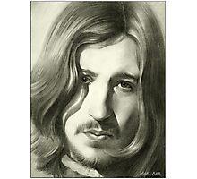 Portrait of the artist. Photographic Print
