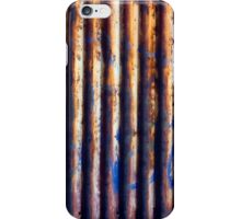 Corrugated Iron Vertical iPhone Case/Skin