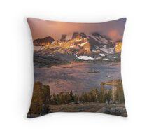Thousand Island Sunrise Throw Pillow