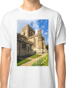 Edington Priory Church, Wiltshire, UK Classic T-Shirt