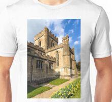 Edington Priory Church, Wiltshire, UK Unisex T-Shirt