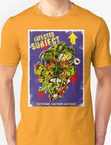 Infected Subject T-Shirt