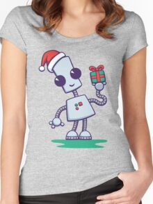 Ned's Christmas Women's Fitted Scoop T-Shirt