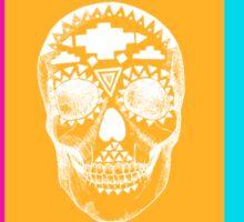 Colorful Skulls Sticker