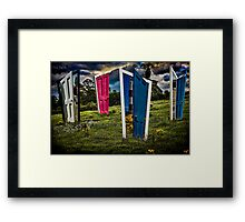 The Doors of Perception Framed Print