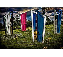 The Doors of Perception Photographic Print