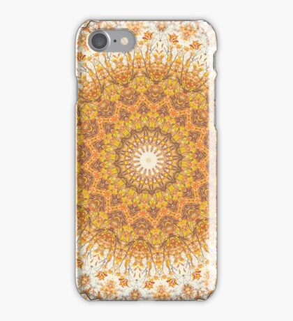 Autumn Gatherings iPhone Case/Skin