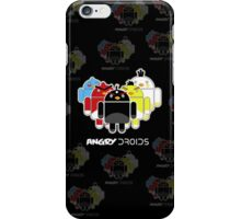 Angry Droids (sticker) + IPhoneCase iPhone Case/Skin