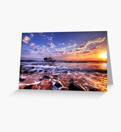Seaside Awakenings Greeting Card