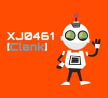 XJ0461 [Clank] Kids Clothes