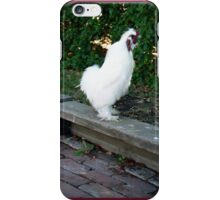 Fluffy The Chicken iPhone Case iPhone Case/Skin