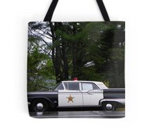 Mayberry Police Car? Tote Bag