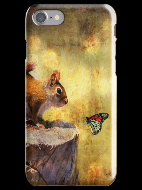 Woodland Wonder - iPhone Case by Lois  Bryan