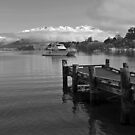 Lake Wanaka. South Island, New Zealand (2) by Ralph de Zilva