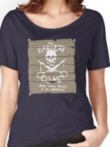 The Barbery Coast Women's Relaxed Fit T-Shirt