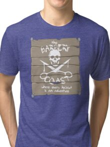 The Barbery Coast Tri-blend T-Shirt
