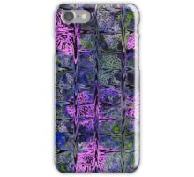 iPhone Case of painting.. Coltsfoot..purple iPhone Case/Skin