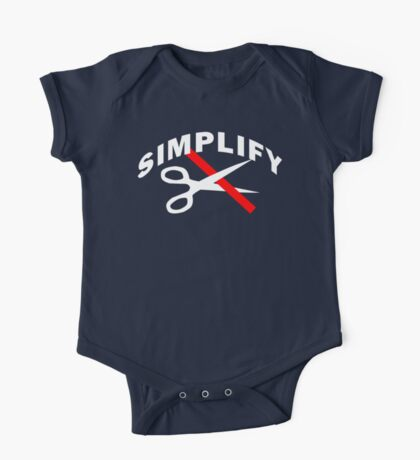 Simplify One Piece - Short Sleeve