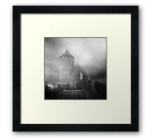 Rozes vārds | In the Name of the Rose Framed Print