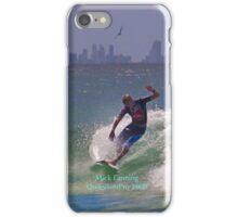 Mick Fanning - iPhone case iPhone Case/Skin