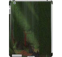 What Is This Forest? iPad Case/Skin