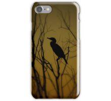 Avian Silhouette iPhone Case iPhone Case/Skin