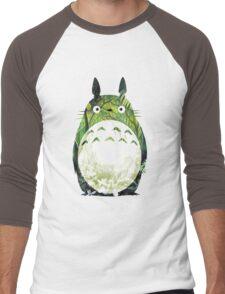 My Neighbour Totoro Men's Baseball ¾ T-Shirt