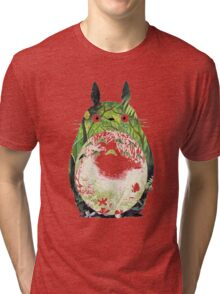 My Neighbour Totoro Tri-blend T-Shirt