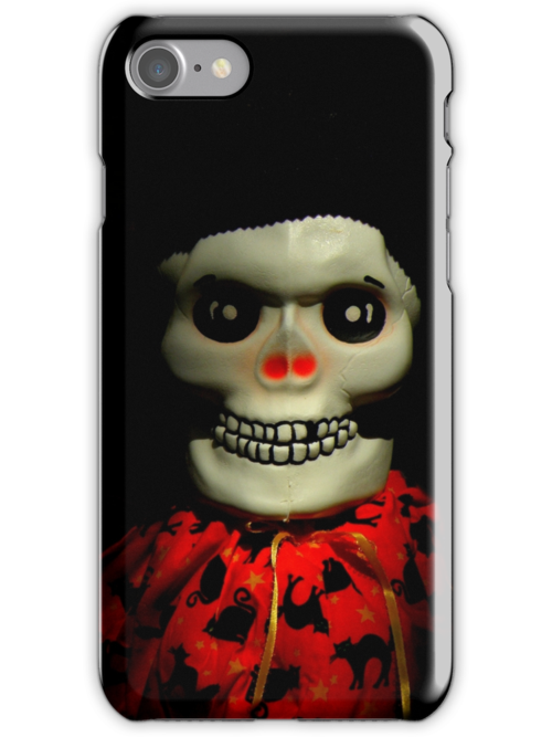 Trick Or Treat iPhone Case by artisandelimage