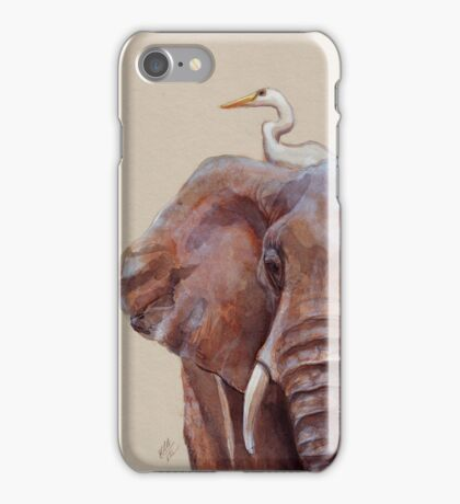 Hitchin' a Ride Iphone Case iPhone Case/Skin