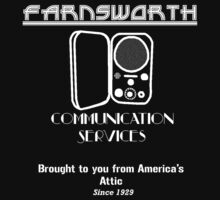 Farnsworth Communication Services by DoctorWhy