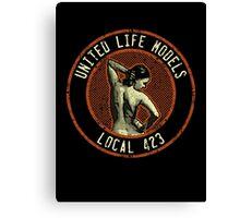 United Life Models Canvas Print