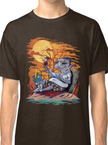 Vampire At The Beach  Classic T-Shirt
