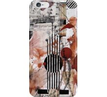 Composition iphone case iPhone Case/Skin